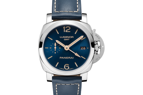 Officine Panerai Luminor 1950 3 Days GMT Automatic Acciaio - 42mm (PAM 688)