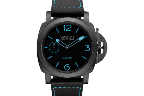 Officine Panerai PANERAI LAB-ID™ - Luminor 1950 Carbotech™ 3 Days - 49mm (PAM 700)