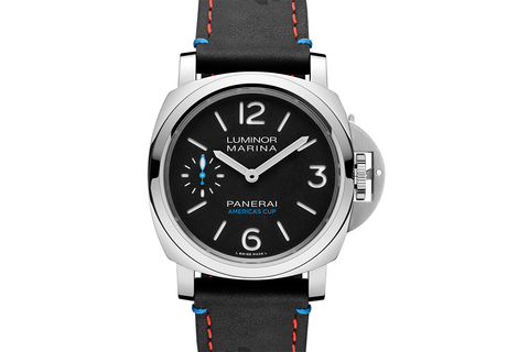 Officine Panerai Luminor Marina ORACLE TEAM USA 8 Days Acciaio - 44mm (PAM 724)