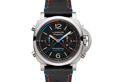 Officine Panerai Luminor 1950 Regatta ORACLE TEAM USA 3 Days Chrono Flyback Automatic Titanio - 47mm (PAM 726)