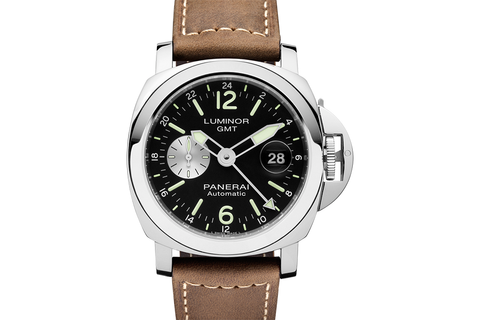 Officine Panerai Luminor GMT Automatic Acciaio - 44mm (PAM 1088)