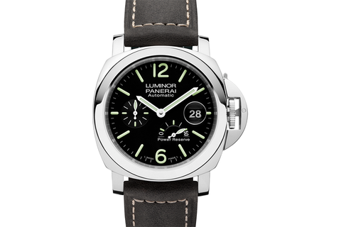 Officine Panerai Luminor Power Reserve Automatic Acciaio - 44mm (PAM 1090)
