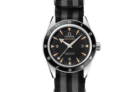 Omega Seamaster 300 Co-Axial 41mm - Limited Edition James Bond SPECTRE