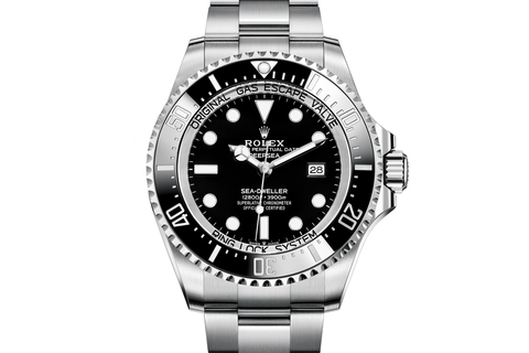 Rolex Oyster Perpetual Sea-Dweller Stainless Steel - Black Dial