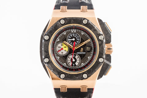 Richard Mille RM69 Erotic Tourbillon - Titanium on Black Rubber