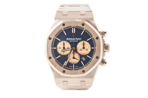 Audemars Piguet Royal Oak Selfwinding 39mm Openworked Stainless Steel on Bracelet - Skeleton Dial