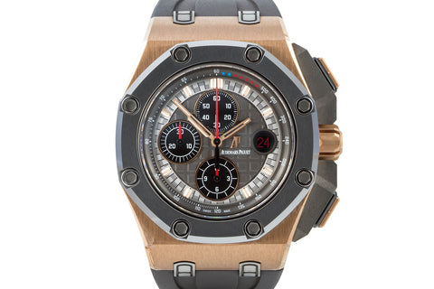 Audemars Piguet Royal Oak Offshore Chronograph Michael Schumacher - Rose Gold