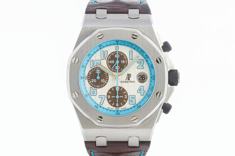 Audemars Piguet Royal Oak Offshore Chronograph 44mm Stainless Steel - Montauk Highway Edition