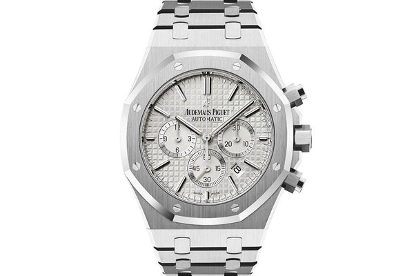 862b525e6bb Audemars Piguet Royal Oak Chronograph 41mm Stainless Steel on Bracelet –  Authentick
