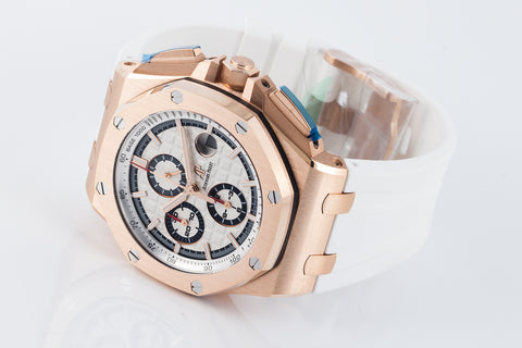Audemars Piguet Royal Oak Offshore Chronograph 44mm 18K Rose Gold - Summer Edition