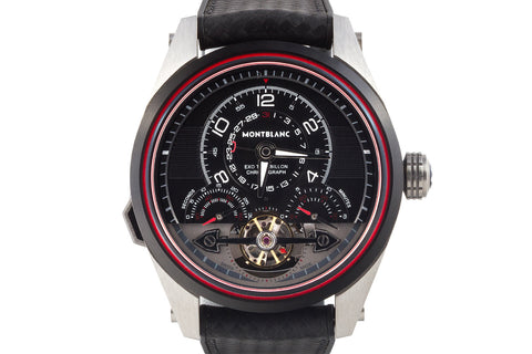 Montblanc TimeWalker ExoTourbillon Minute Chronograph Limited Edition