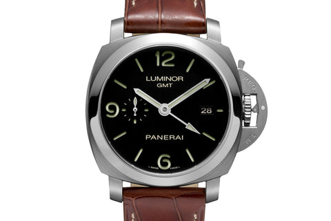 Panerai Luminor 1950 3 Days GMT Automatic Acciaio (PAM 320)