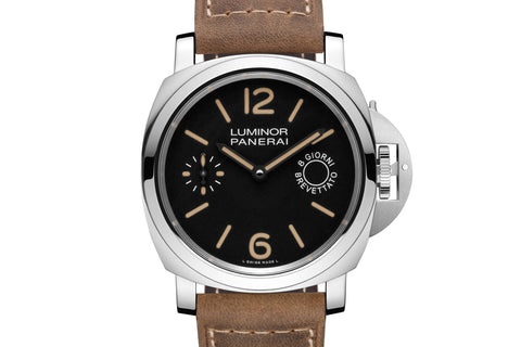 Panerai Luminor Marina 8 Days Acciaio (PAM 590)