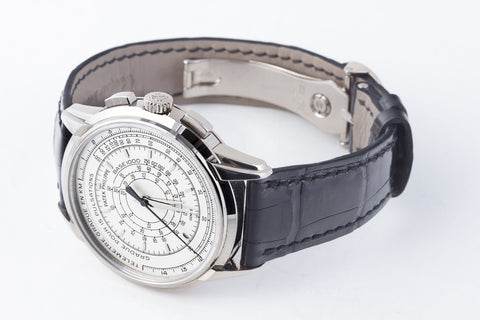 Patek Philippe Grand Complications 175th Anniversary Multi-Scale Chronograph 5975G-001