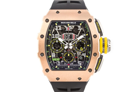 Richard Mille RM 11-03 Rose Gold Flyback Chronograph