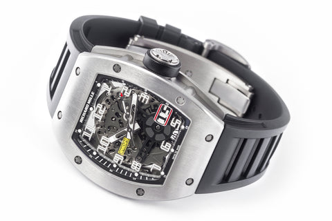 Richard Mille RM 029 Titanium Skeleton Big Date