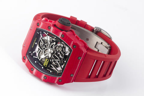 Richard Mille RM35-02 Rafael Nadal Red