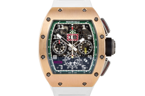 Richard Mille RM 011 LeMans Rose Gold Chronograph
