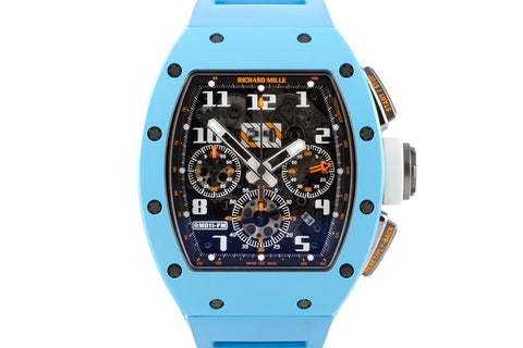 Richard Mille RM 011 Felipe Massa Last Edition