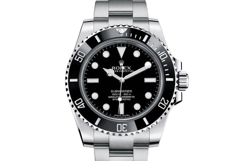 Rolex Oyster Perpetual Submariner Stainless Steel - Black Dial