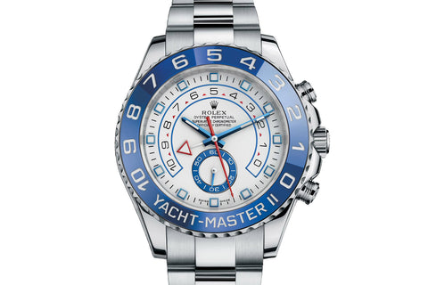 Rolex Oyster Perpetual Yacht-Master II - Stainless Steel