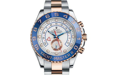 Rolex Oyster Perpetual Yacht-Master II - Two-Tone Stainless Steel & Rose Gold