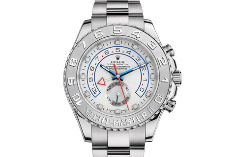 Rolex Oyster Perpetual Yacht-Master II - Platinum & 18K White Gold