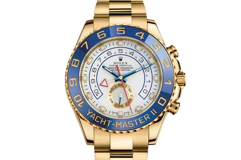 Rolex Oyster Perpetual Yacht-Master II - 18K Yellow Gold