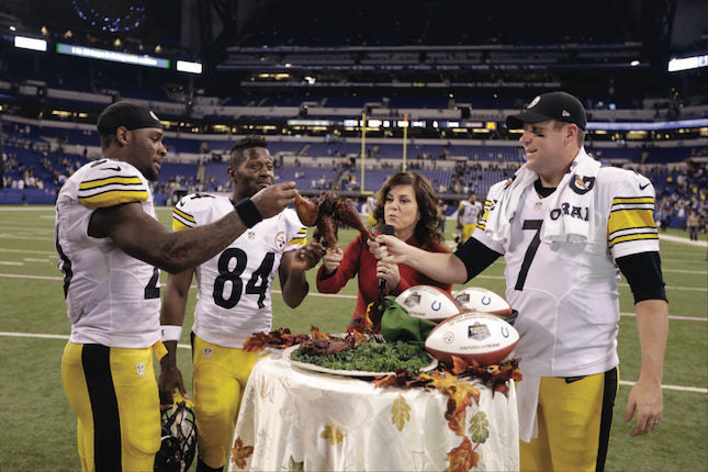 Steelers Trounce the Colts on Thanksgiving
