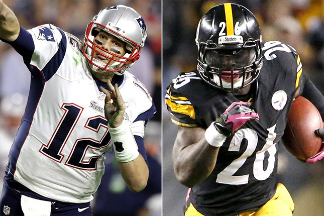 Le'Veon Bell tops in Pro Bowl votes; Tom Brady gets second-most