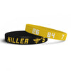 Killer B's Wristband Bundle (2-Pack)