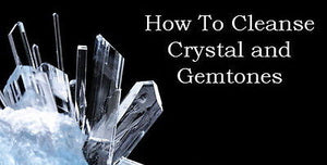 How to Clean Crystals : Part A