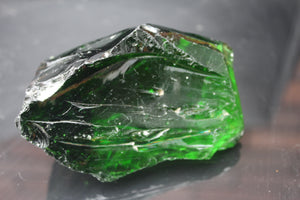 Small Green Obsidian - Volcanic Rock Specimen SOLD