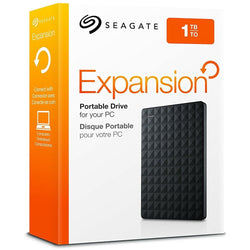 Seagate External HardDrive 1 tb Expansion Usb Power 3.0