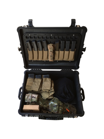 Rigid Insert Panel MOLLE (RIP-M) - 21.25in x 13in