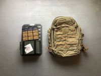 Rigid MOLLE Panel (RMP) - 12.25in x 19in