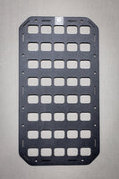 Rigid Insert Panel MOLLE (RIP-M) - 9.25in x 17in