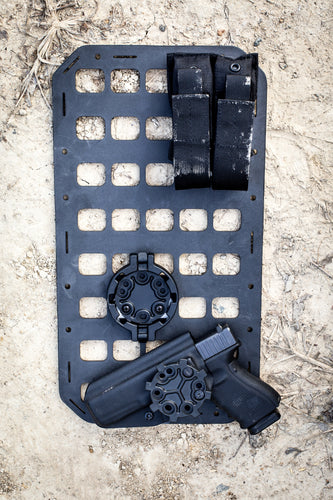 RMP Backer Plate [Blackhawk Holster Integration] Pair