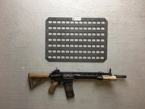 Rigid Insert Panel MOLLE (RIP-M) - 21.25in x 15in
