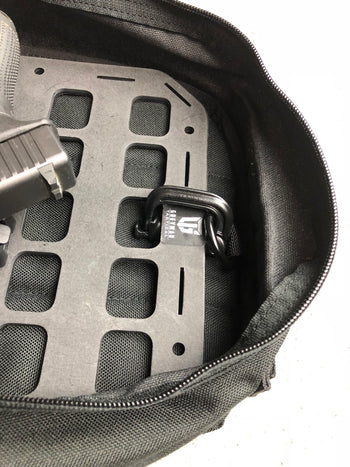 how to secure your backpack insert for tactical uses