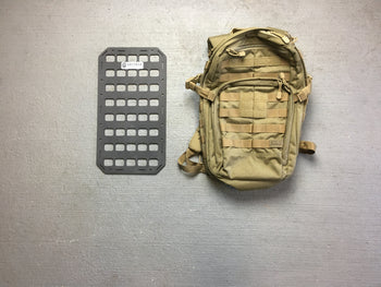 tactical backpack insert for gear