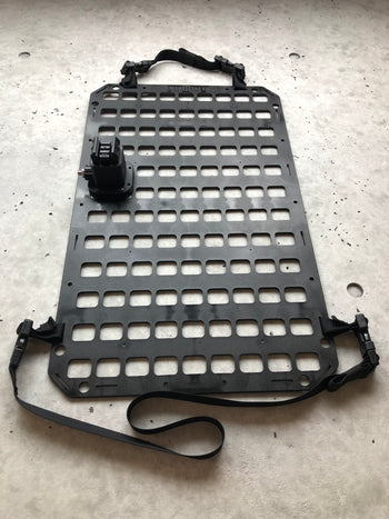 Vehicle Locking Rifle Rack - Raptor Picatinny Mount™ + 15.25 X 25 RMP™