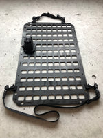 Vehicle Locking Rifle Rack - Raptor Picatinny Mount + 15.25 X 25 RMP