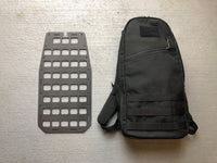 Rigid Insert Panel MOLLE (RIP-M) for GoRuck Bullet 10L - 8.875in x 17in