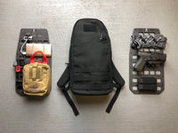 Rigid Insert Panel MOLLE (RIP-M) for GoRuck Bullet 10L and 15L - 8.875in x 17in