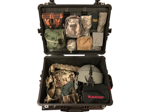 Rigid Insert Panel MOLLE (RIP-M) - 13in x 21.25in