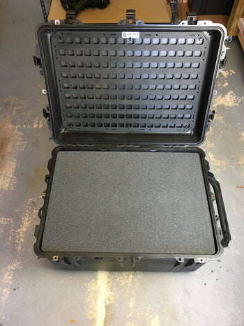 Rigid Insert Panel MOLLE (RIP-M) - 27.25in x 19in