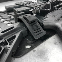 Rifle Rack - Rubber Clamps