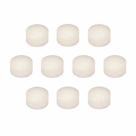 Pack of 10 Nebulizer Filters for Drive Medical Nebulizers