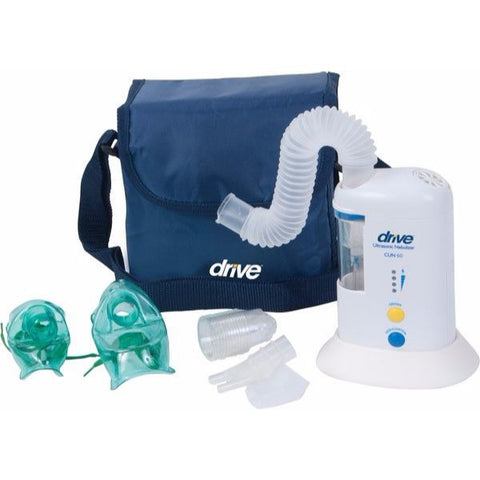 Hercules Beetle Portable Ultrasonic Nebulizer by Drive Medical